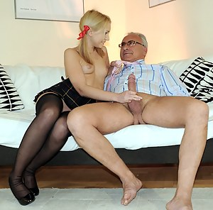 Nude Old Man and Girl Porn Pictures