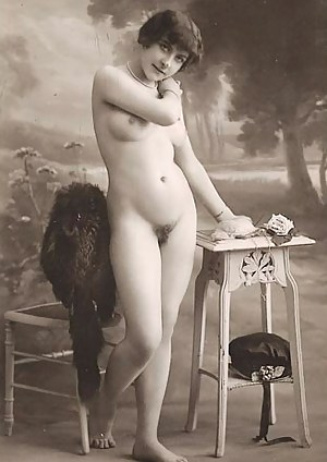 Nude Girls Vintage Porn Pictures